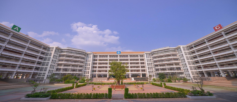 อาคารเรียนรวม มหาวิทยาลัยมหาจุฬาลงกรณราชวิทยาลัย